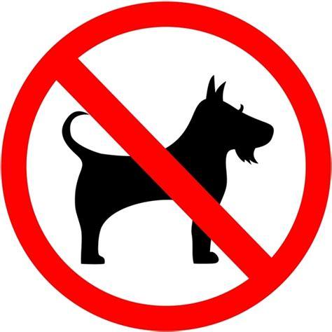 no dogs no sign free vector in adobe illustrator ai ai encapsulated postscript eps