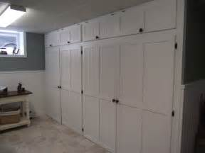 Basement Wall Cabinets Basement Remodel Laundry Room Other By Carrie Greene