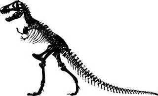 Rex Skeleton Clipart  ClipartFest sketch template