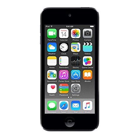apple ipod touch gb space gray  generation newest