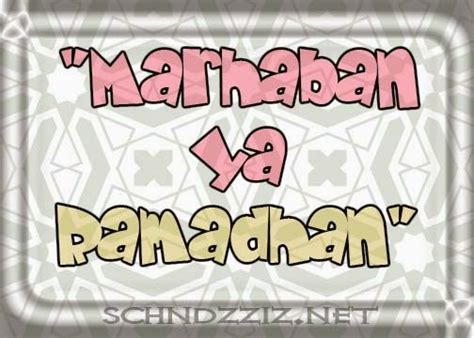 kata ucapan  spesial  bulan puasa ramadhan