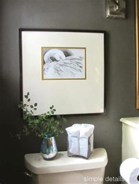 behr paint color calligraphy behr paint in mined coal grey for our guest bathroom