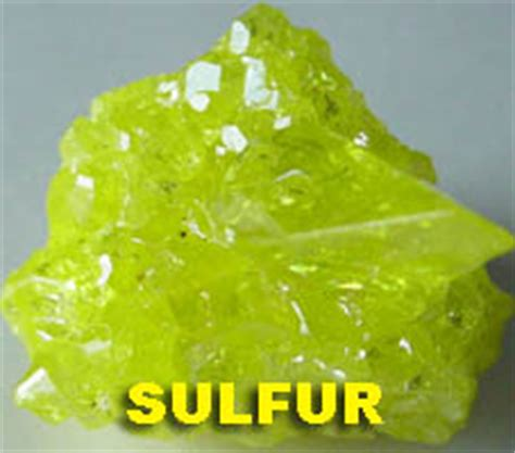Metals And Nonmetals On The Periodic Table Sulfur Element Properties Non Metal Chalcogen Group