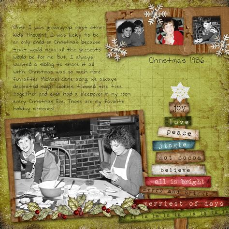 few lines on christmas how to make a scrapbook celebration all about