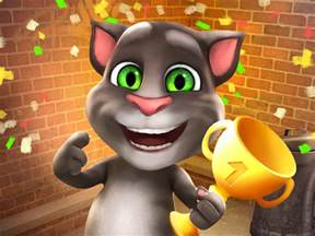 talking tom outfit7 limited updates talking tom cat app with child