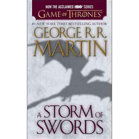 a storm of swords walmart com