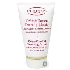 how to use clarins extra comfort cleansing cream clarins extra comfort cleansing cream reviews photos