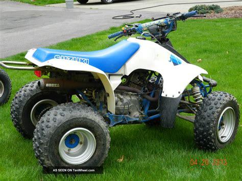 Suzuki 230 Quadsport Parts Suzuki Runner 4wd 250 Images Frompo