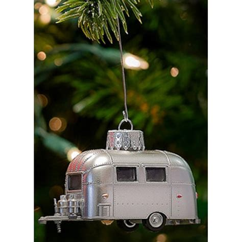 airstream ornament greenlight hobby exclusive airstream 16 ornament