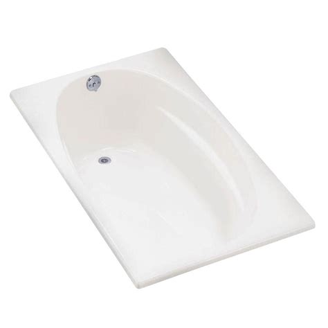 right hand bathtub kohler proflex right hand drain bathtub white