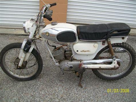 Vintage Suzuki Parts Find 1965 Ish Vintage Suzuki K11 P Rear Wheel Assembly