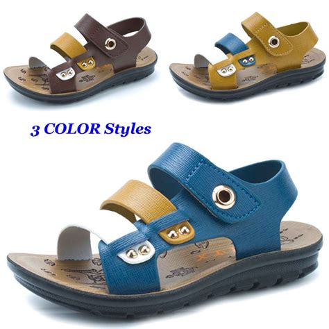 size 27 shoes 2015 brand new children sandals shoes for boys sandal