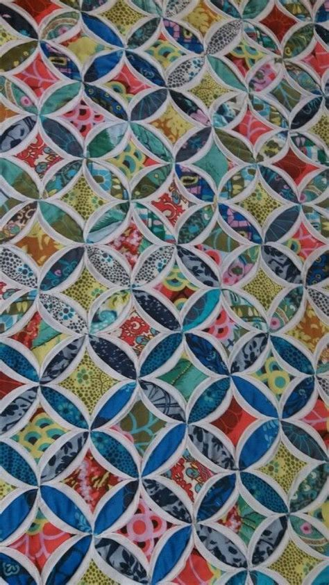 Cathedral Windows Quilt by Cathedral Windows Quilt Quilts Window