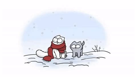 Simon S Cat Guide To Winter simon s cat guide to winter find make gfycat gifs