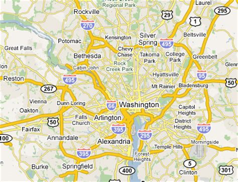 map of dc area dc metro area web design development firms on the firm list usa