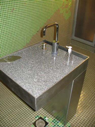 Bowless Sink bowless sink the sink and toilet seat are made from 100