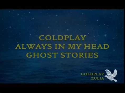 download mp3 coldplay always in my head coldplay always in my head lyrics