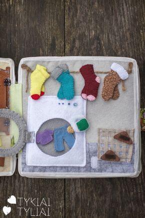 libro the baby laundry for las 25 mejores ideas sobre libro sensorial en libros tranquilos de fieltro libros