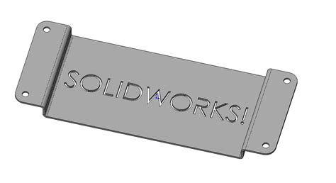 solidworks flat pattern drawing view solidworks sheet metal flat pattern drawing view flip and