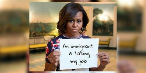 Michelle Meme - the michelle obama meme and question of immigrants brown