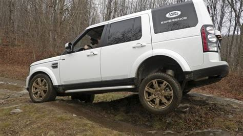 land rover driving course happy trails and sheer terror when driving a land rover on