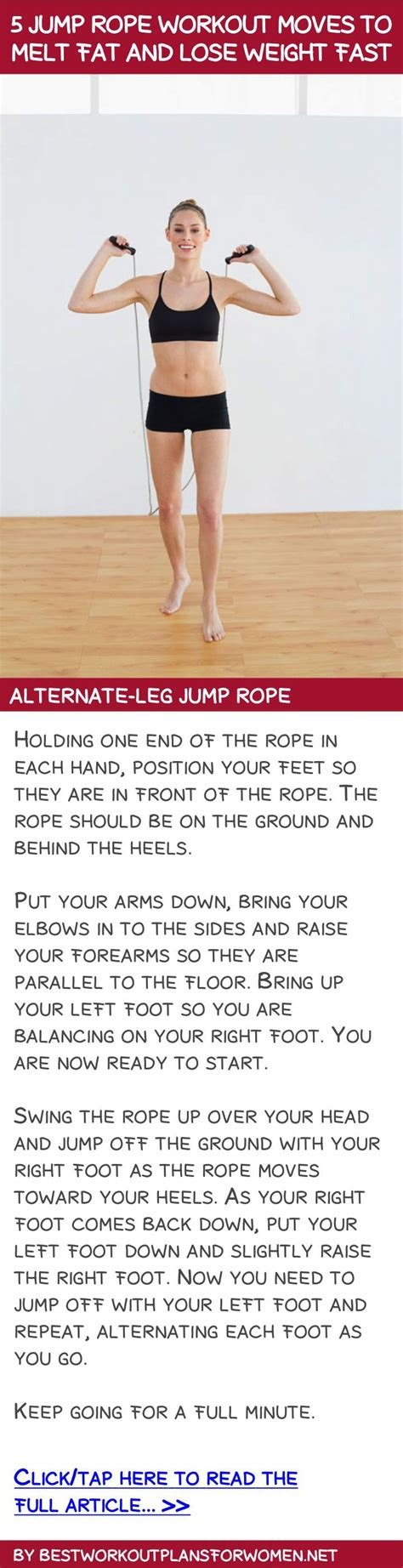 jump in melt fat fast with jump rope circuit training 5 jump rope workout moves to melt fat and lose weight fast