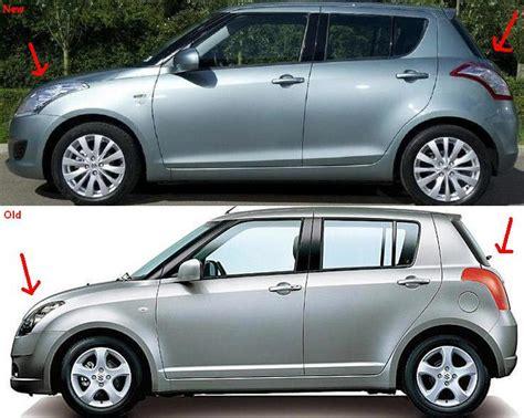 compare new cars side by side new maruti vs maruti comparison praveen