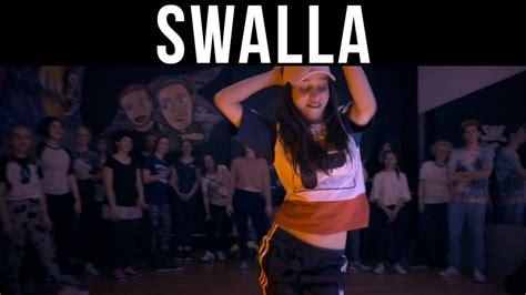 tutorial dance swalla swalla dance jazz funk hip hop class tanzalex youtube