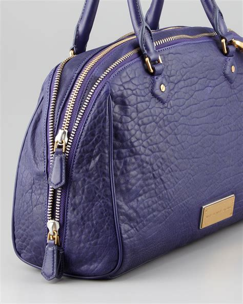 Marc By Marc Washed Utility Satchel by Lyst Marc By Marc Washed Up Leather