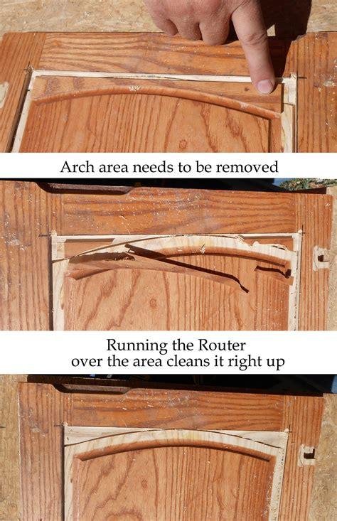 how to change kitchen cabinet doors diy changing solid cabinet doors to glass inserts doors