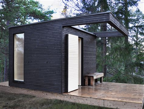 one room homes add a room one sauna house