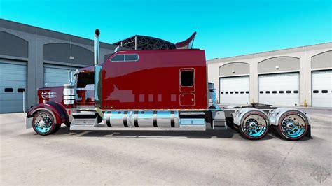 w900b kenworth trucks for kenworth w900b long remix for american truck simulator