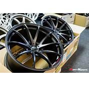 RAYS VOLK Racing G25 Premium Limited Edition 20&21510 / 20&21511