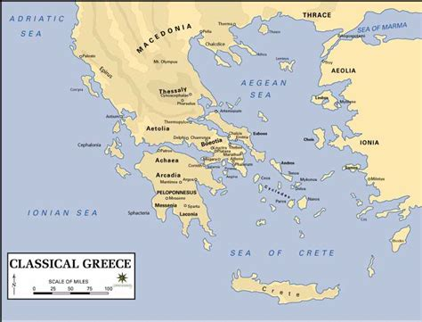 Map Of Classical Greece by Timelines And Maps Greco Roman Religionsgreco Roman