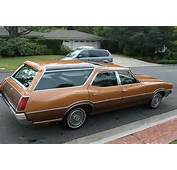 1972 Oldsmobile Vista Cruiser  Information And Photos MOMENTcar