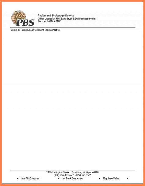 free letterhead template creator best of free letter head maker