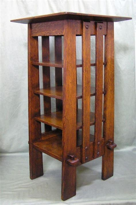 arts crafts mission oak craftsman charles stickley