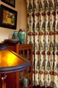Arts And Crafts Style Homes Interior Design Textiles Then Amp Now Arts Amp Crafts Homes And The Revival