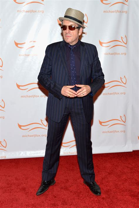 A Thing Happened On The Way To Cure Parkinsons 2006 Benefit For The Michael J Fox Foundation by Elvis Costello Photos Photos 2012 A Thing Happened