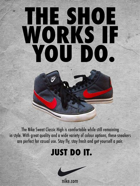 product layout ad nike print ads 11 nike print magazine ads that boosted the