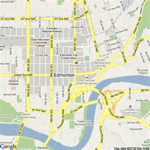 map of edmonton canada map of edmonton canada hotels accommodation