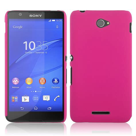 Hardcase Sony Xperia E4 by For Sony Xperia E4 E4g Snap On Rubberized Pc