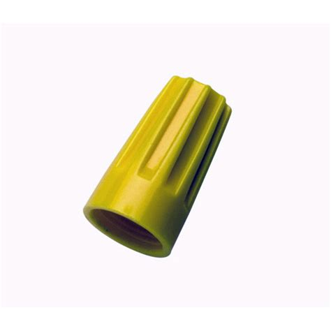 12 wire nuts ideal 30 074 28 12 600v yellow wire nuts