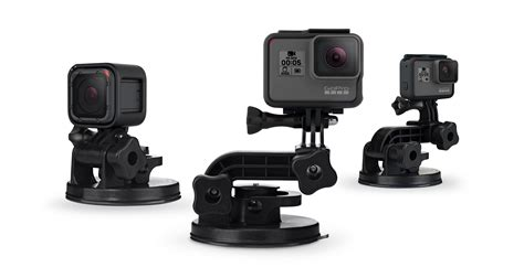 for gopro gopro suction cup mount