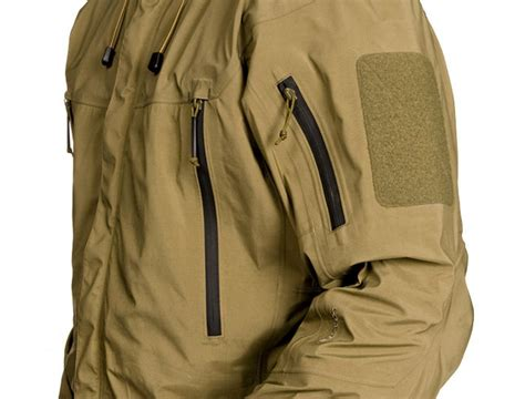 Jaket Tactical Jaket Velcro by Uk Tactical Arcteryx Alpha Jacket Popular Airsoft