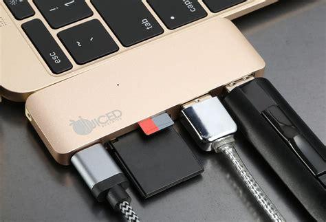 Adaptor Macbook usb c macbook 12 quot 5 in 1 adapter v2