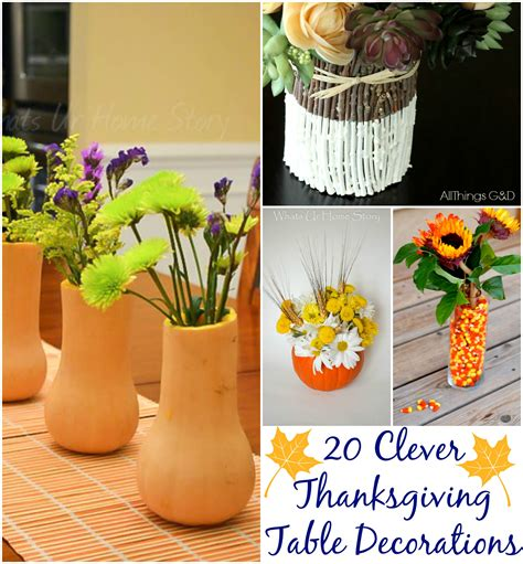 thanksgiving table decorations 20 clever thanksgiving table decorations whats ur home story