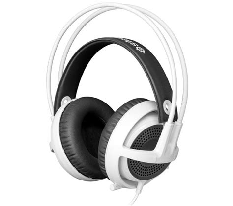 Headset Gaming Steelseries Siberia steelseries siberia v3 gaming headset white deals pc world