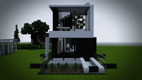 minecraft small modern house minecraft modern house best small modern house 2016