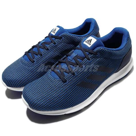 Adidas Cosmic Blue adidas cosmic m navy blue white mens running shoes sneakers trainers aq2182 ebay